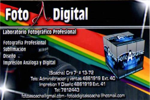FOTO DIGITAL-500