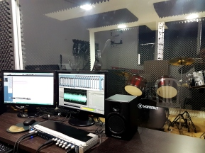 estudio de música